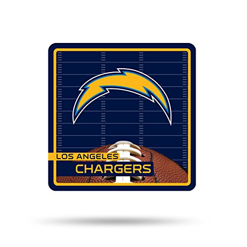 - NFL San Diego Chargers  Sport 3D Refrigerator Magnet, Blue, Yellow, 4-inch by 3-inch by 0.25-inch