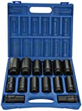 Grey Pneumatic (8038D) 3/4'' Drive 14-Piece Deep Socket Set