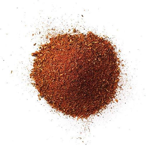 4-Pack BBQ Rubs - Spiceology Smoky Honey Habanero, Chile Margarita, Greek Freak, and Black Magic Grilling Spice and BBQ Rubs by Spiceology (Image #2)