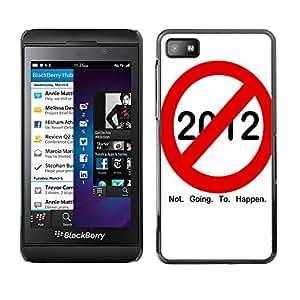 - Funny Kidding - - Fashion Dream Catcher Design Hard Plastic Protective Case Cover FOR Blackberry Z10 Retro Candy