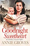Front cover for the book Goodnight Sweetheart by Annie Groves