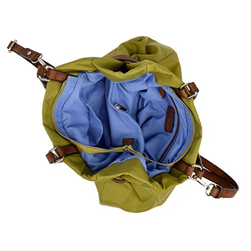 WAIPUNA Kellytasche Kanalana Handtasche Nylontasche Kiwi Grün zjnwLfj