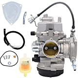 #2: Carburetor for Yamaha Kodiak 400 YFM 400 YFM400 2000 2001 2002 2003 2004 2005 2006 ATV (Kodiak 400)