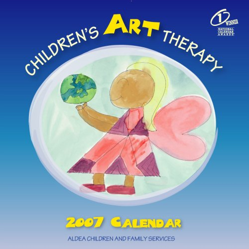 Children's Art Therapy 2007 Monthly Wall Calendar ()