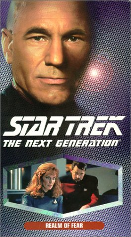 Star Trek - The Next Generation, Episode 128: Realm of Fear [VHS]