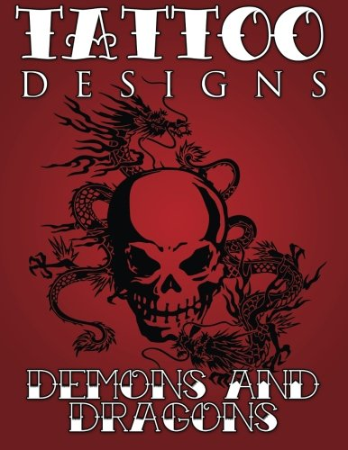 Tattoo Designs (Demons & Dragons) (Dragon Tattoo Designs)