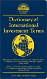 img - for Dictionary of International Investment Terms (Barron's Business Dictionaries) book / textbook / text book