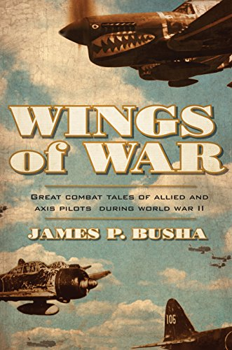 Air Force Combat Wing - Wings of War: Great Combat Tales of Allied and Axis Pilots During World War II