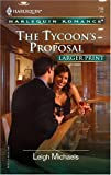 The Tycoon's Proposal, Leigh Michaels, 0373182481