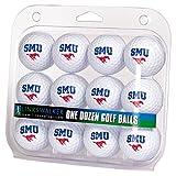 LinksWalker NCAA SMU Mustangs - Dozen Golf Balls