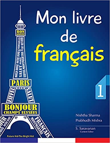 Buy Mon Livre De Francais 1 Text Book Book Online At Low