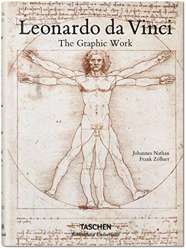 he Graphic Work (Da Vinci Drawings)
