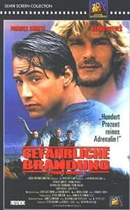Gefährliche Brandung (Point Break) [VHS]