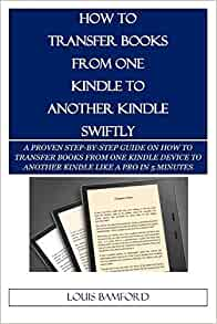 How to upload books to kindle