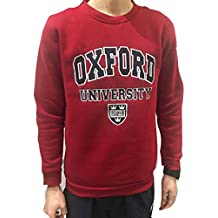 Official Oxford University Sweatshirt - Official Apparel of the Famous University of Oxford