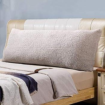 Amazon Com Taoson Silky Soft Satin Body Pillow Cover