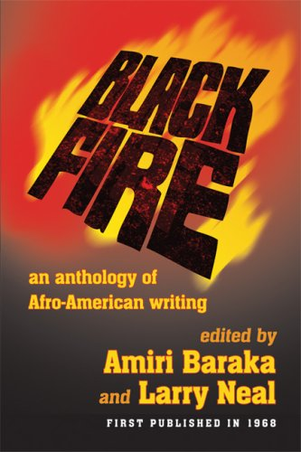 Black Fire: An Anthology of Afro-American Writing