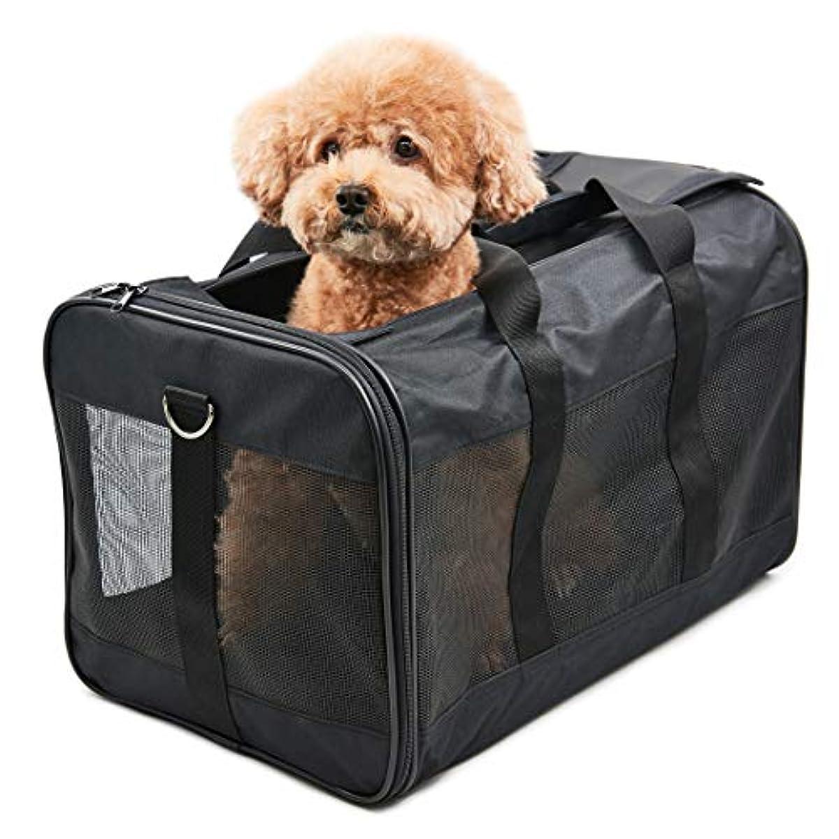 [해외] HITSLAM  애완동물 캐리 고양이・소형견용 숄더 핸드 가방
