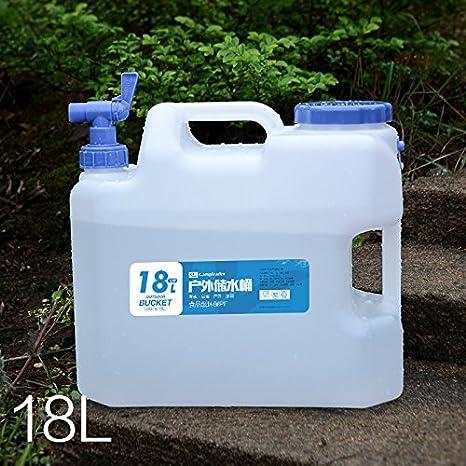 10 litros/15 litros/18 Liter/sin BPA de plástico reutilizable de plástico