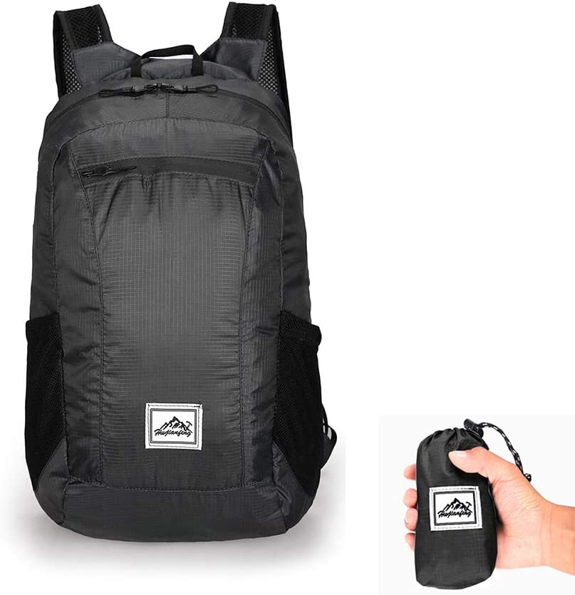 Lightweight Packable Durable Travel Hiking Backpack Man and Woman 40L Large Capacity