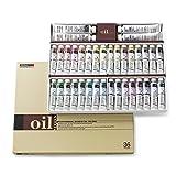 Shinhan Professional Oil Paints 20ml 12, 24, 36 colors or 50ml 12colors (20ml, 36 Colors)