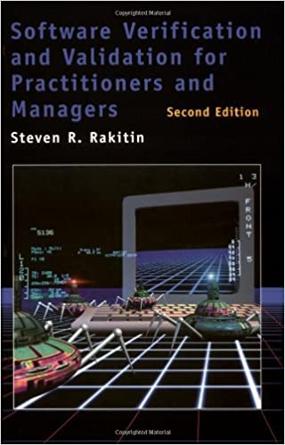 Software Verification And Validation For Practitioners And Managers, Second Edition Books Pdf File