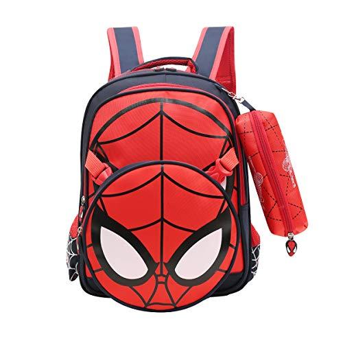 BLOSSOM Designer Hi Storage Polyester School Backpack for Boys