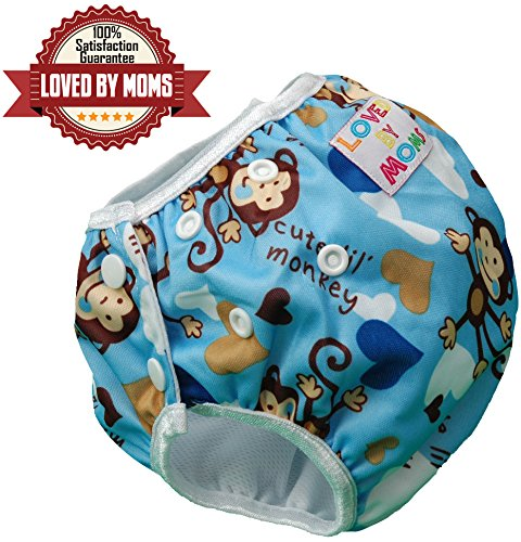 Reusable Swim Diaper Training Waterproof product image