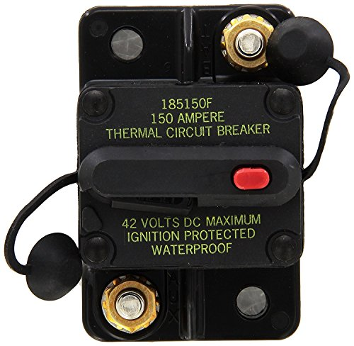 Breaker Standard Thermal - Bussmann (BP/CB185-150) 150 Amp Circuit Breaker