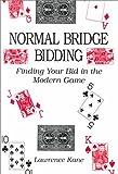 Normal Bridge Bidding, Lawrence Kane, 0533128668