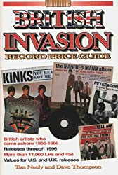 British Invasion Record Price Guide (Goldmine British Invasion Record Price Guide)