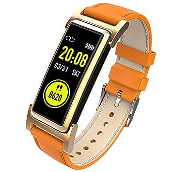 WATCH Smartwatch Resistente Al Agua, Pantalla Táctil, Reloj ...