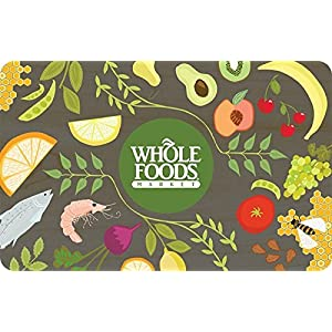 Whole Foods Market Gift Card