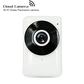 Shengyaohul Full HD 720P Ip Sistema De Cámaras De Vigilancia, Indoor White Ip Security Camera