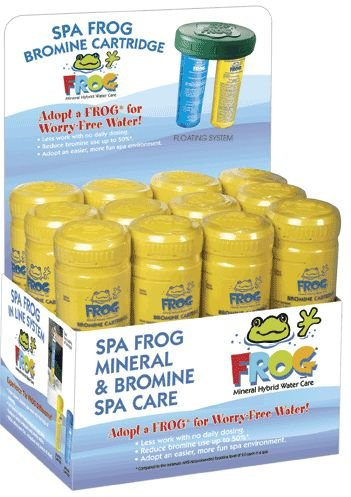 Spa Frog Bromine Cartridge King Technology