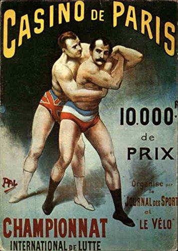 - Sports 1900 Advertising Reproductions Original Vintage Postcard
