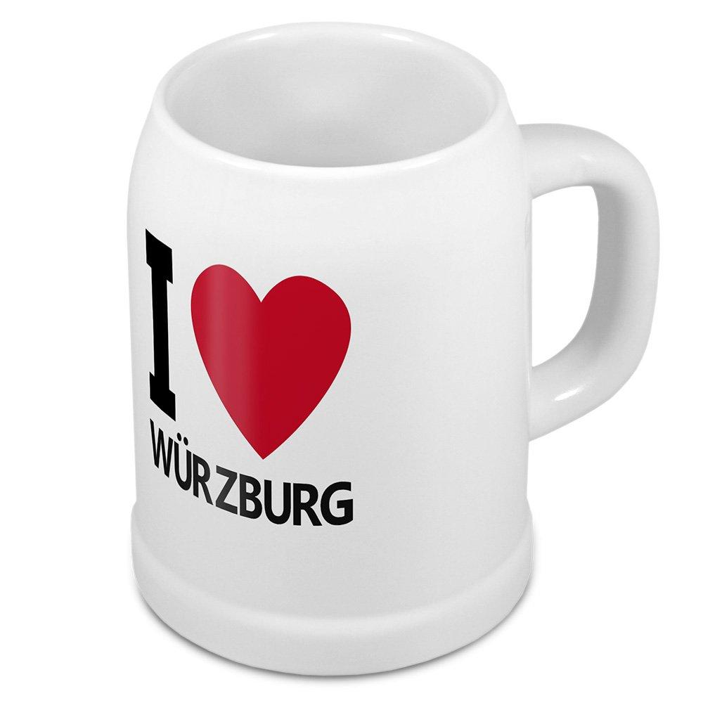 I love HÖCHBERG  Tasse Kaffeetasse