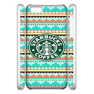 iphone 6 Plus 5.5 3D Custom Cell Phone Case Starbuck Coffee Case Cover WWFL36875