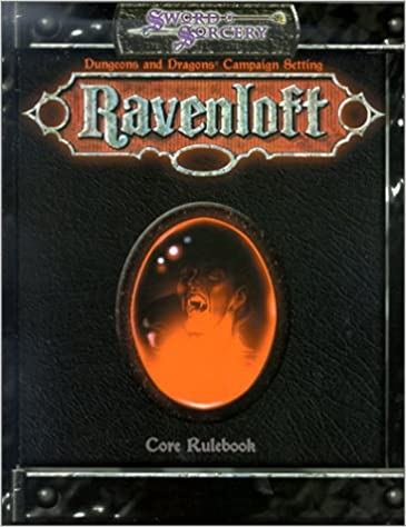 Image result for ravenloft campaign setting