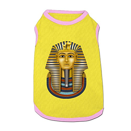 Egyptian Puppy Dogs Shirts Costume Pets Clothing Warm Vest T-shirt Small ()