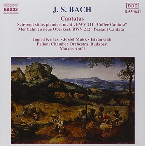 Price comparison product image Bach: Cantatas, BWV 211 & 212