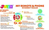 JOYIN My Learning Remote and Phone Bundle with