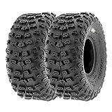 Ocelot SportQuad Holeshot 4-Ply MX GNCC Front ATV//UTV Tire 19 x 7-8 P327