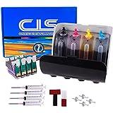 JetSir CIS CISS Bulk Continuous Ink Supply System For Workforce 545 630 633 635 645 60 840 845 WorkForce WF-7010 WF-7510 WF-7520 D-Model T126