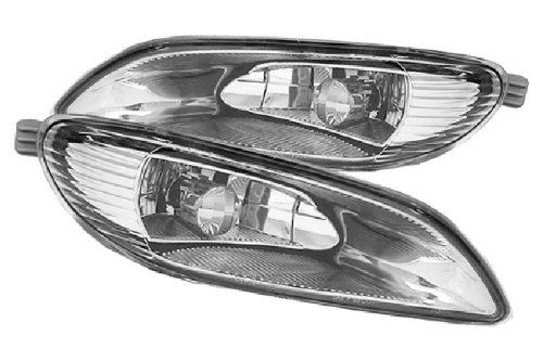 TOYOTA CAMRY 03-04 & COROLLA ALTIS 06-08 FOG LIGHT WITH WIRING AND SWITCH ()