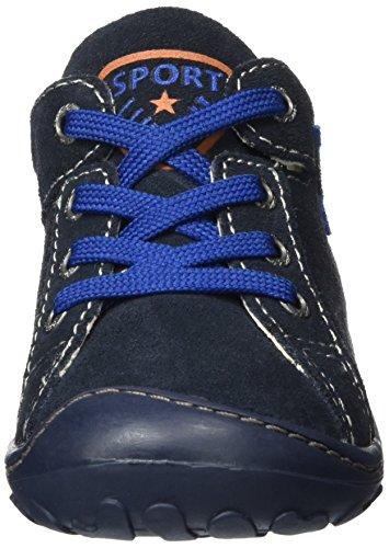 Bébé Garçon 22 Lurchi Atlantic Marche Goldy Chaussures Bleu qUZtSRw