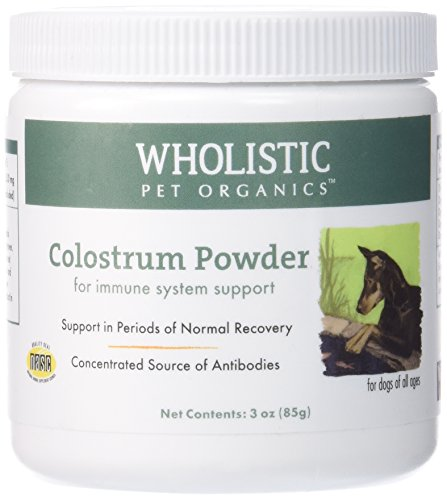 Wholistic Pet Colostrum 3oz