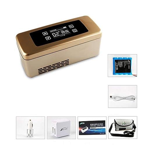 Refrigerador de insulina - Pantalla de Alta definición en Espera ...