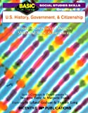 U. S. History, Government, and Citizenship 4-5, Grades Preschool-3, Marjorie Frank and Leland Graham, 0865304076