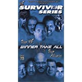 Wwf: Survivor Series 2001: Winner Take All